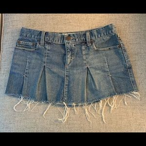 Abercrombie&Fitch Mini Skirt